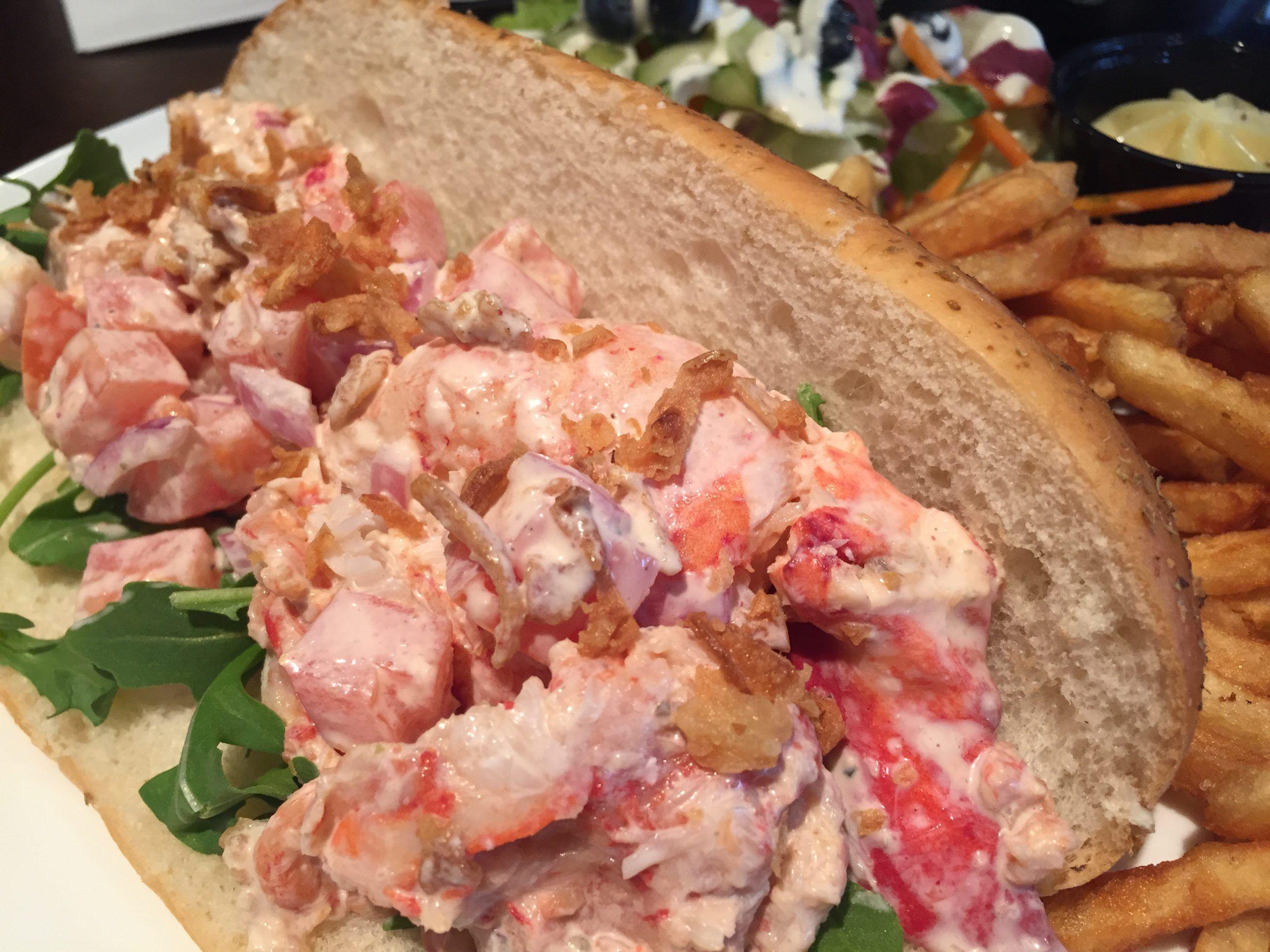 Lobster Roll (Guedille au homard)